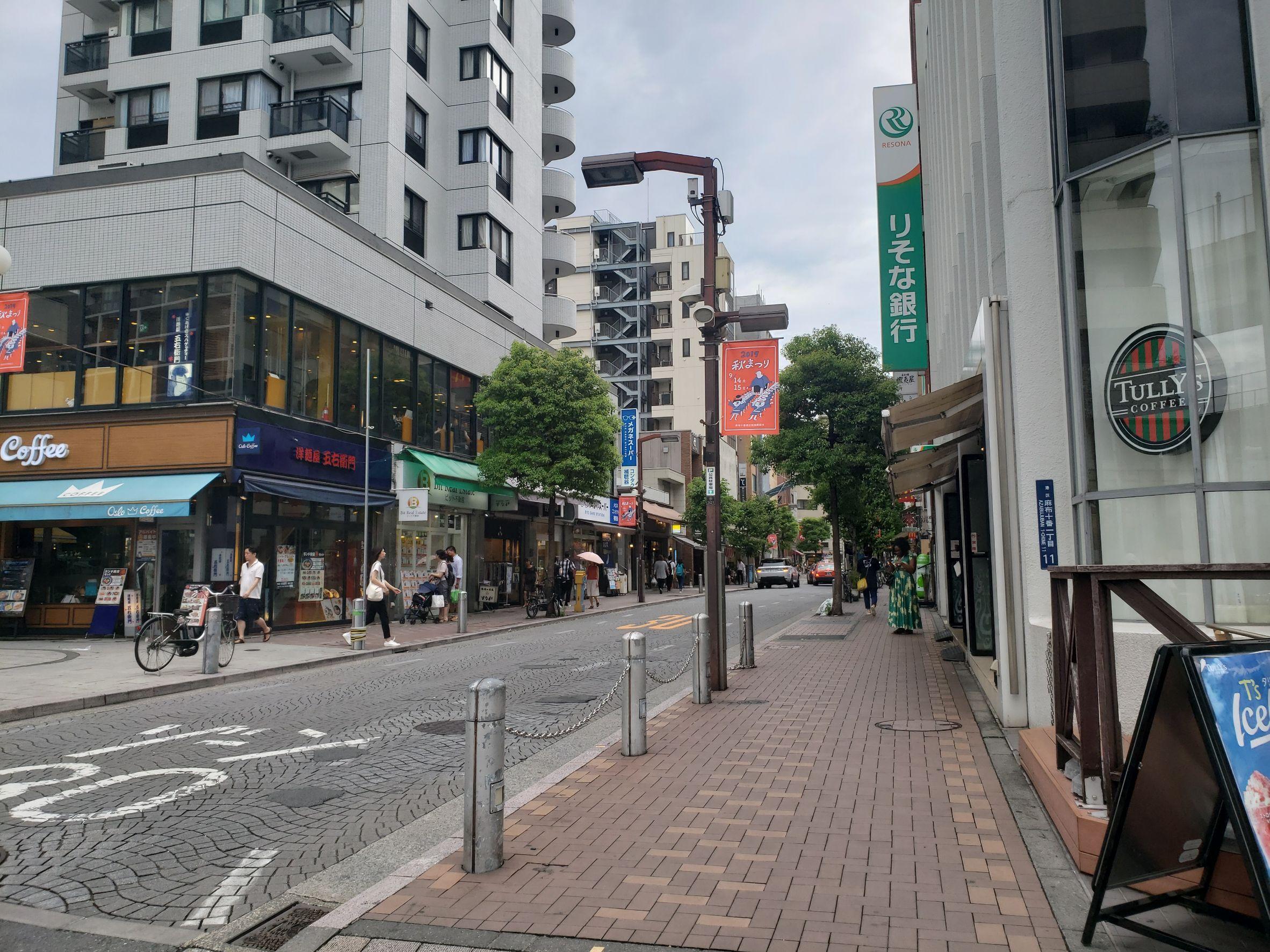 9月22日(日)麻布十番撮影会【東京】【受付終了】